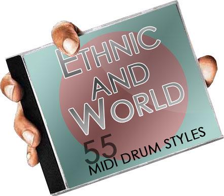 Ethnic / World Drum Beats