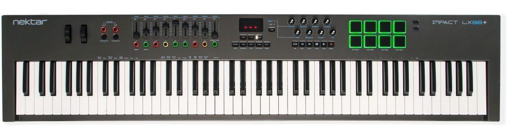 Nektar IMPACT LX88+ MIDI Keyboard