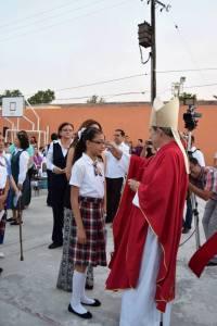 SAGRADA FAMILIA E INSTITUTO MONTESSORI LLEVAN A CABO CONFIRMACIONES