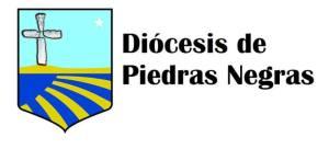 NUEVOS SACERDOTES PRÓXIMAMENTE EN NUESTRA DIÓCESIS DE PIEDRAS NEGRAS