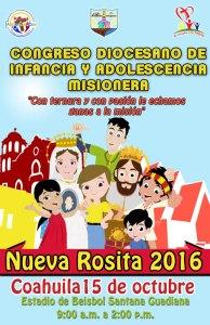 CONGRESO DIOCESANO DE INFANCIA Y ADOLESCENCIA MISIONERA