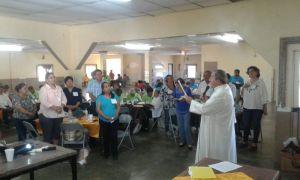 GALERÍA: PASTORAL DE LA SALUD REALIZA ASAMBLEA DIOCESANA