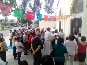 GALERÍA: FIESTA PATRONAL EN HONOR A VISITACIÓN DE MARÍA