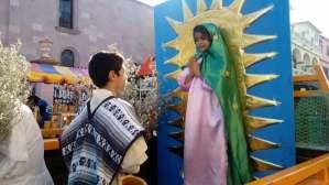 GALERÍA: PEREGRINACIONES A NUESTRA SEÑORA DE GUADALUPE EN SANTUARIO DE PIEDRAS NEGRAS