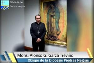VIDEO: MONS. ALONSO GARZA HABLA SOBRE LOS 46 ROSARIOS EN HONOR A NUESTRA VIRGEN DE GUADALUPE