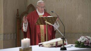 Papa Francisco: El discípulo cristiano no debe tener miedo a la pobreza.