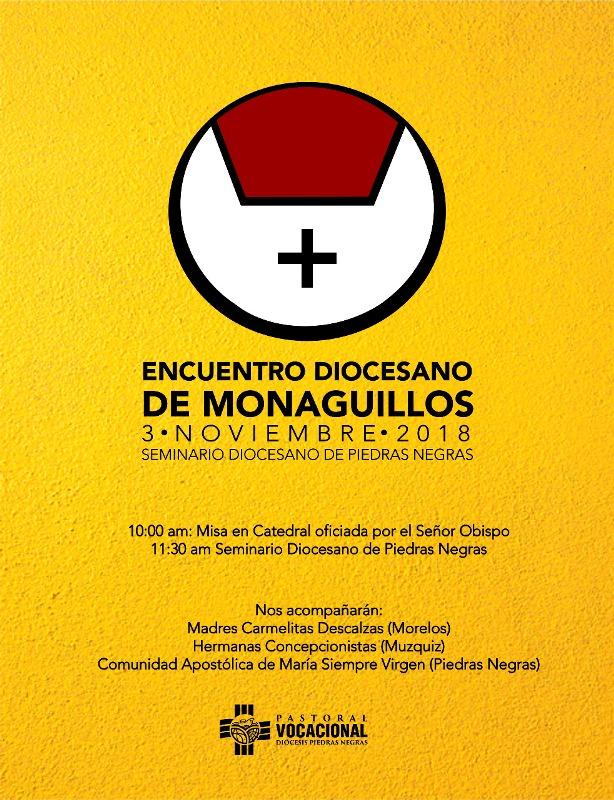 ENCUENTRO DE MONAGUILLOS EN PIEDRAS NEGRAS