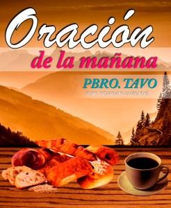 ORACIÓN DE LA MAÑANA (SÁBADO)