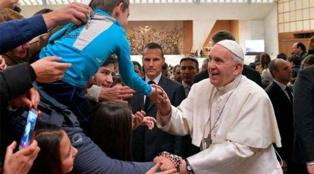 Papa Francisco: Los salesianos me han formado en la belleza, el trabajo y la alegría