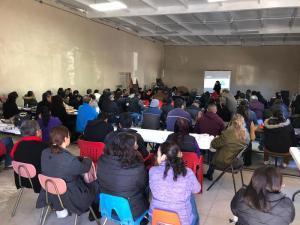 GALERÍA: PASTORAL MISIONERA SE PREPARA PARA LA CUARESMA 2019