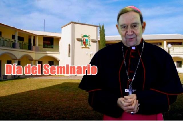 VIDEO: MONS. ALONSO G. GARZA INVITA A CELEBRAR EL DÍA DEL SEMINARIO