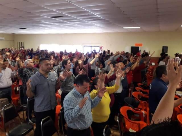 GALERÍA: CONGRESO DIOCESANO DE RENOVACIÓN CARISMÁTICA CATÓLICA EN EL ESPÍRITU SANTO