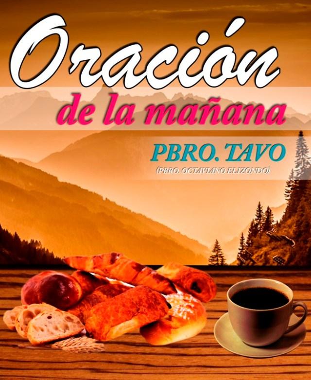 ORACIÓN DE LA MAÑANA 15 DE MAYO