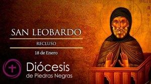 Hoy es la Fiesta de San Leobardo, monje