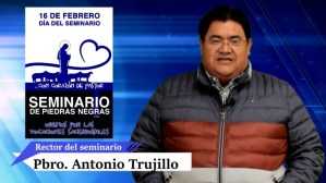 VIDEO: CON CORAZÓN DE PASTOR: PBRO. ANTONIO TRUJILLO