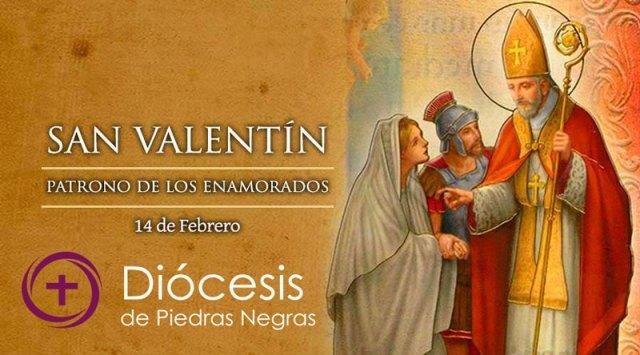 Hoy es la fiesta de San Valentín, patrono de los enamorados