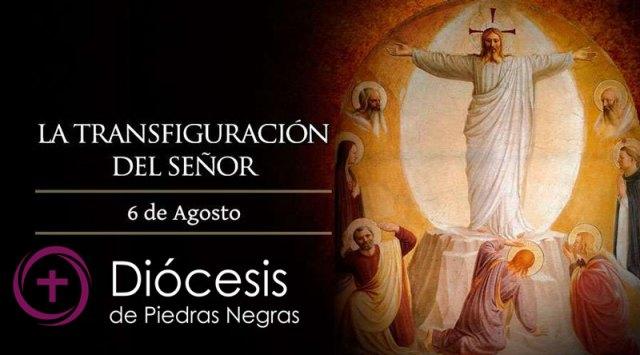 Hoy es la fiesta de la Transfiguración del Señor