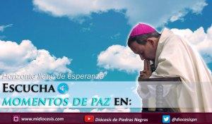 VIDEO: PROGRAMA MOMENTOS DE PAZ 25 DE OCTUBRE
