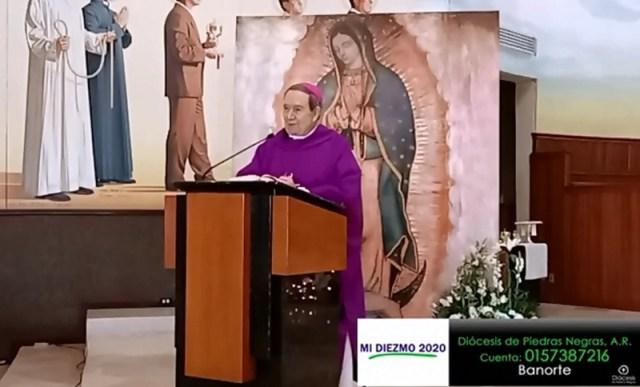 VIDEO: MISA DOMINICAL 06 DE DICIEMBRE 2020