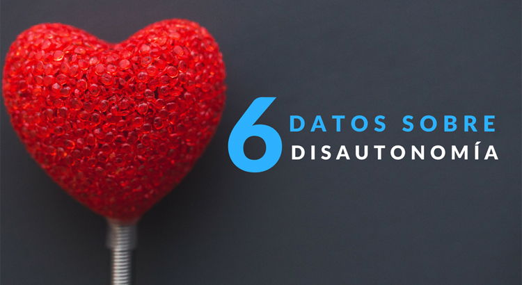 Datos sobre disautonomía