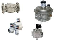 Equipements gaz industriel