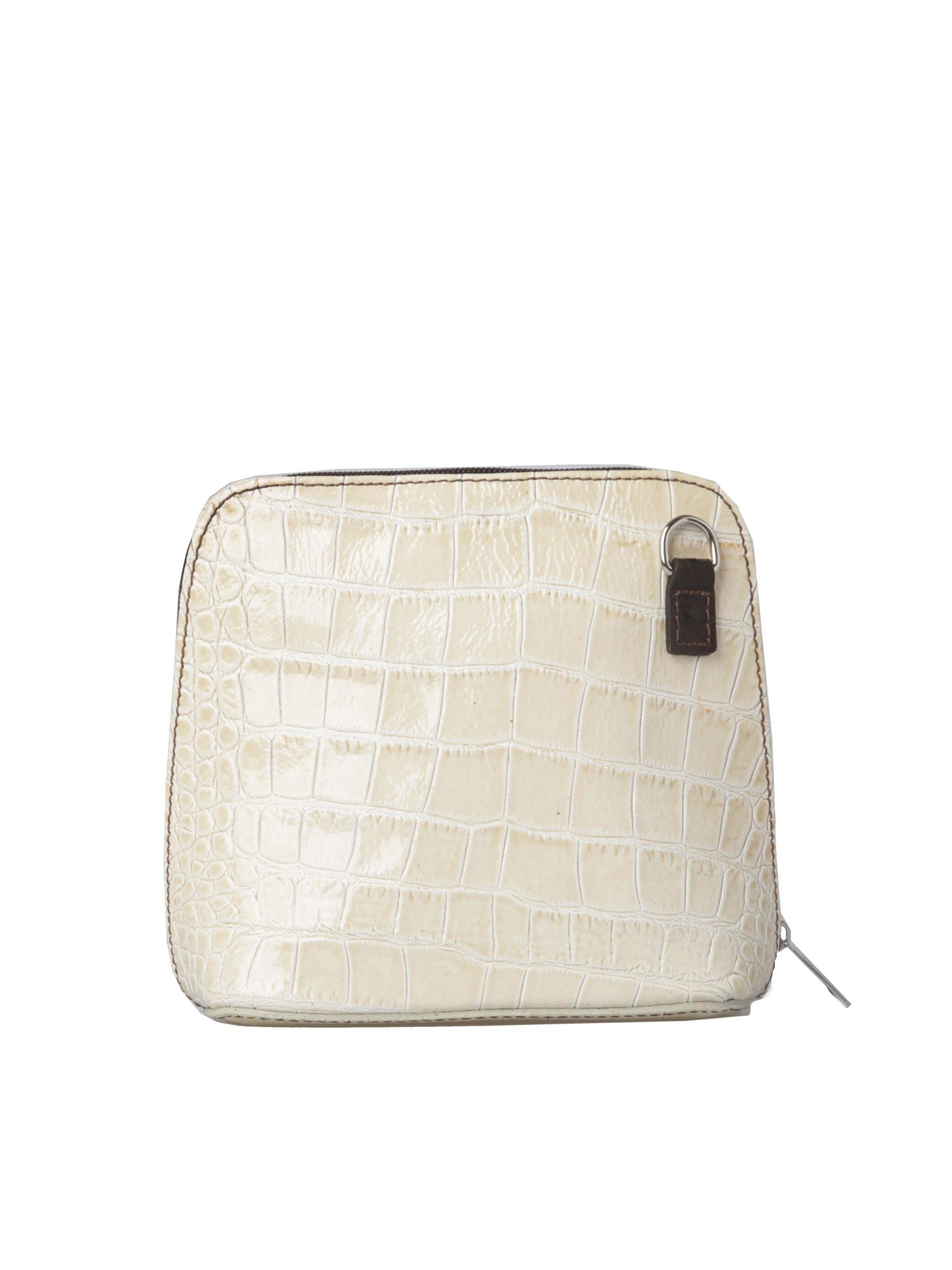 итальянская сумка бежевый