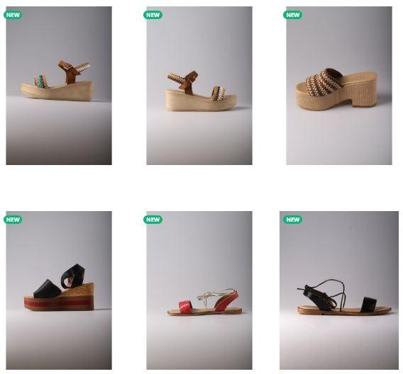 Женская обувь FIOR di pelle