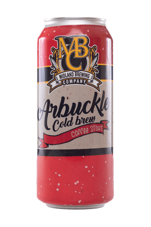 Arbuckle Cold-Brew Coffee Stout