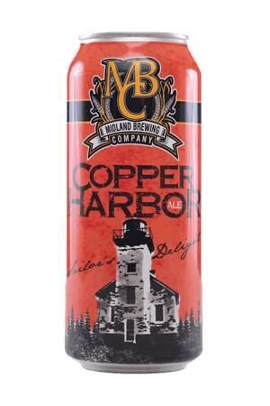 Copper Harbor Ale