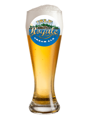 Isle Royale Cream Ale