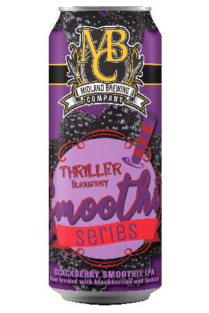 Thriller Blackberry Smoothie IPA