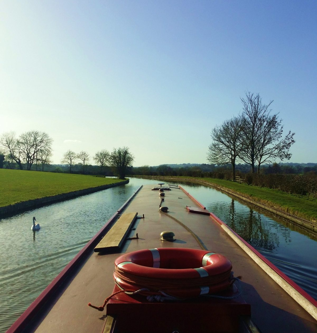 Canal Boat Holiday in the Midlands