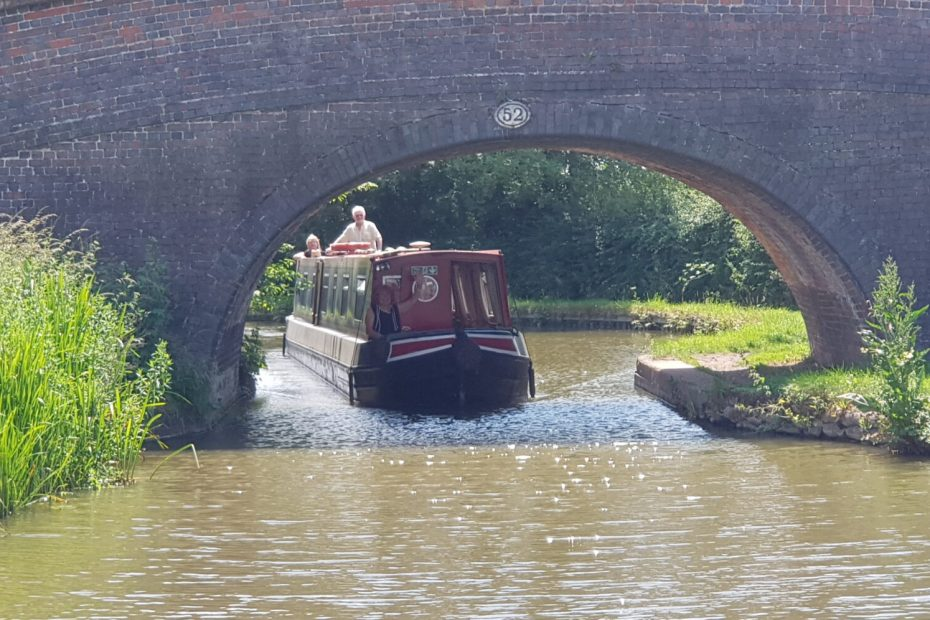 Narrowboat Holiday Midlands