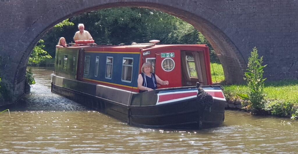 Book a narrowboat holiday for 2021 with Midland Mallard