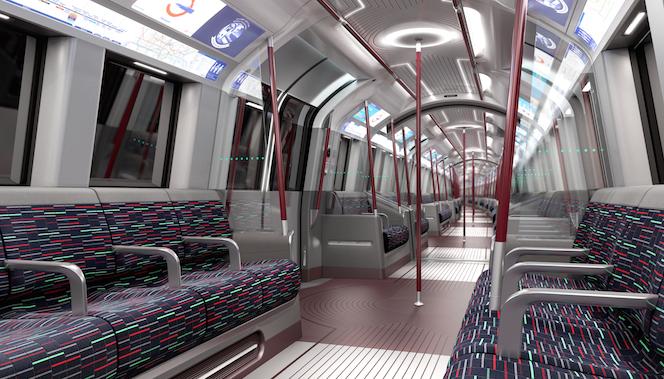 london train 2