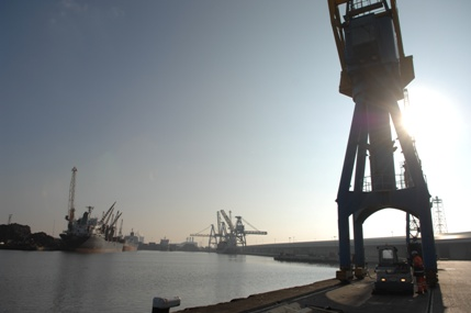 Waterways #3: Port of Hull, England