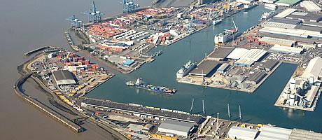Waterways # 4: Port of Tilbury
