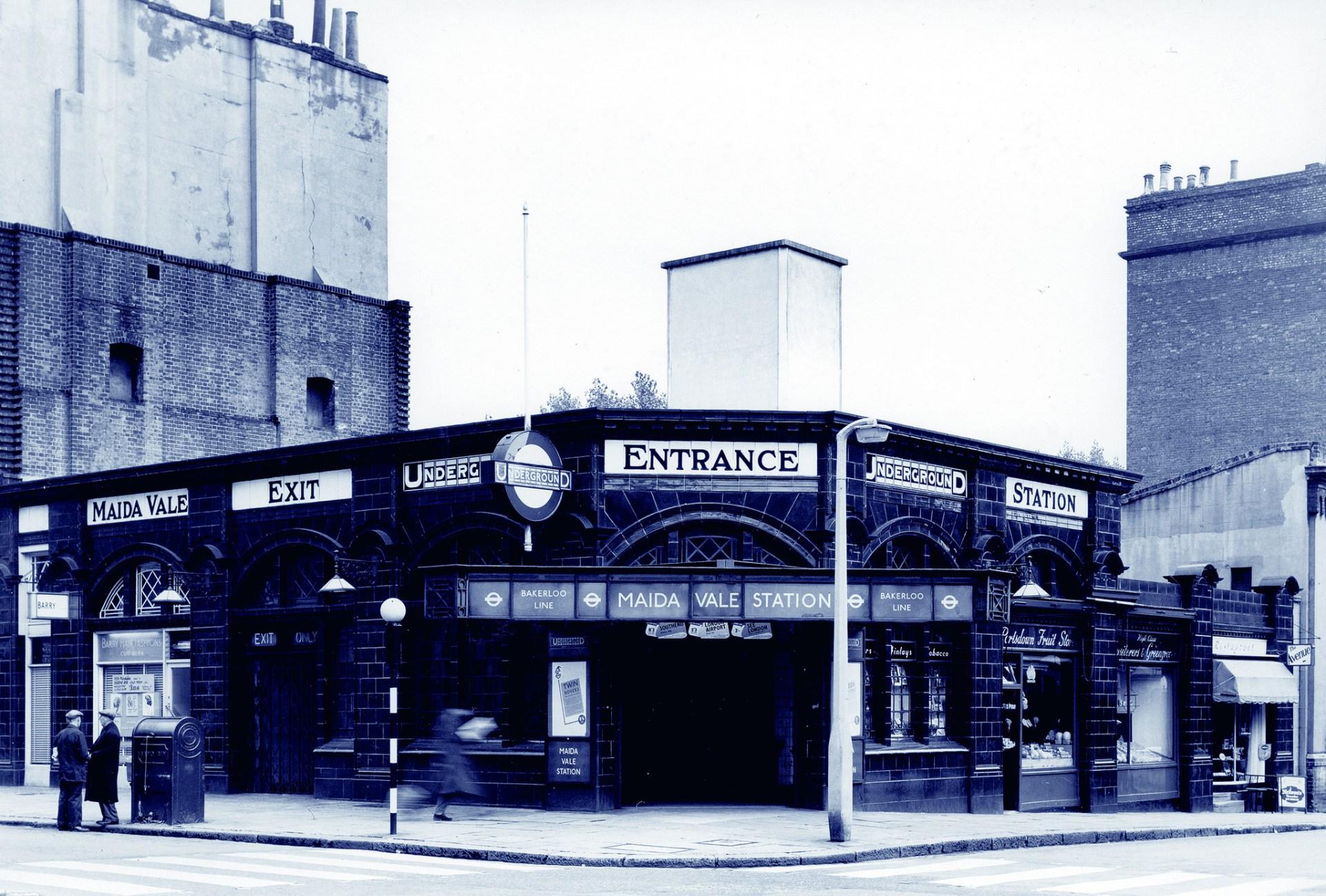 Uk Railway Stations # 5: Maida Vale, London