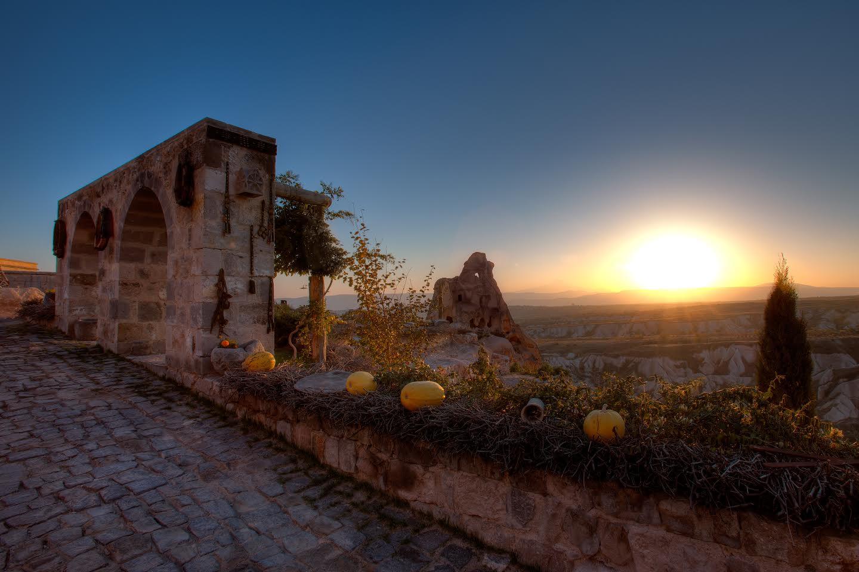 Argos in Cappadocia, Turkey