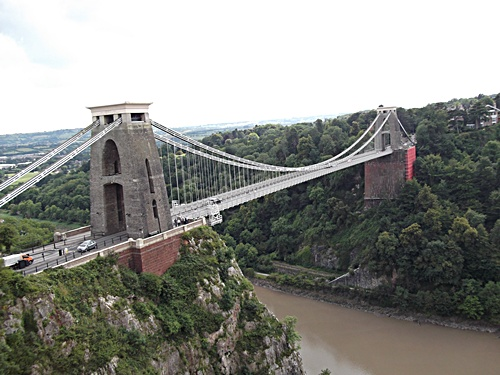 Travel Notes | Clifton Suspension Bridge