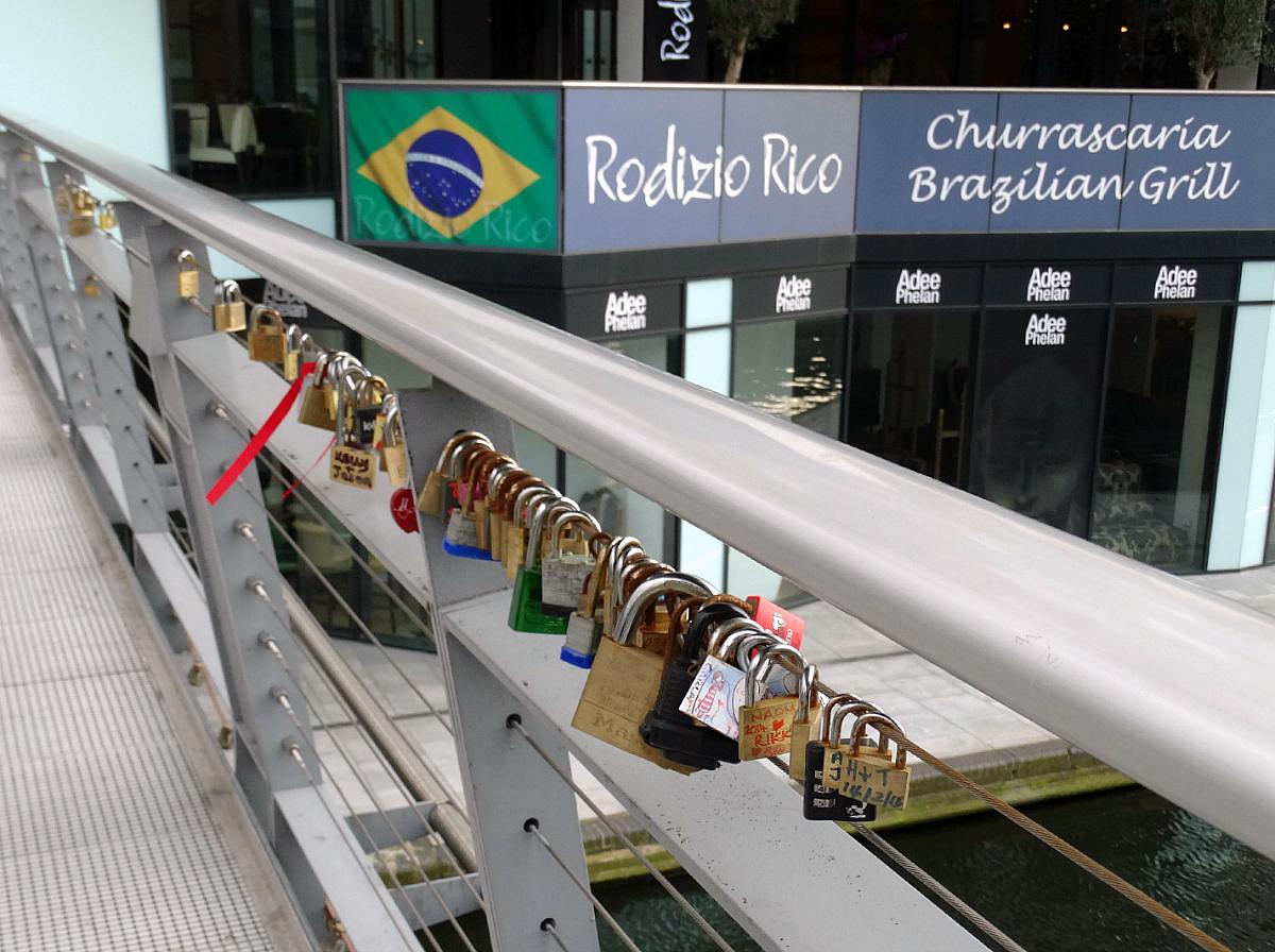 What I Ate Wednesday | Brazilian barbecue at Rodizio Rico, Brazilian