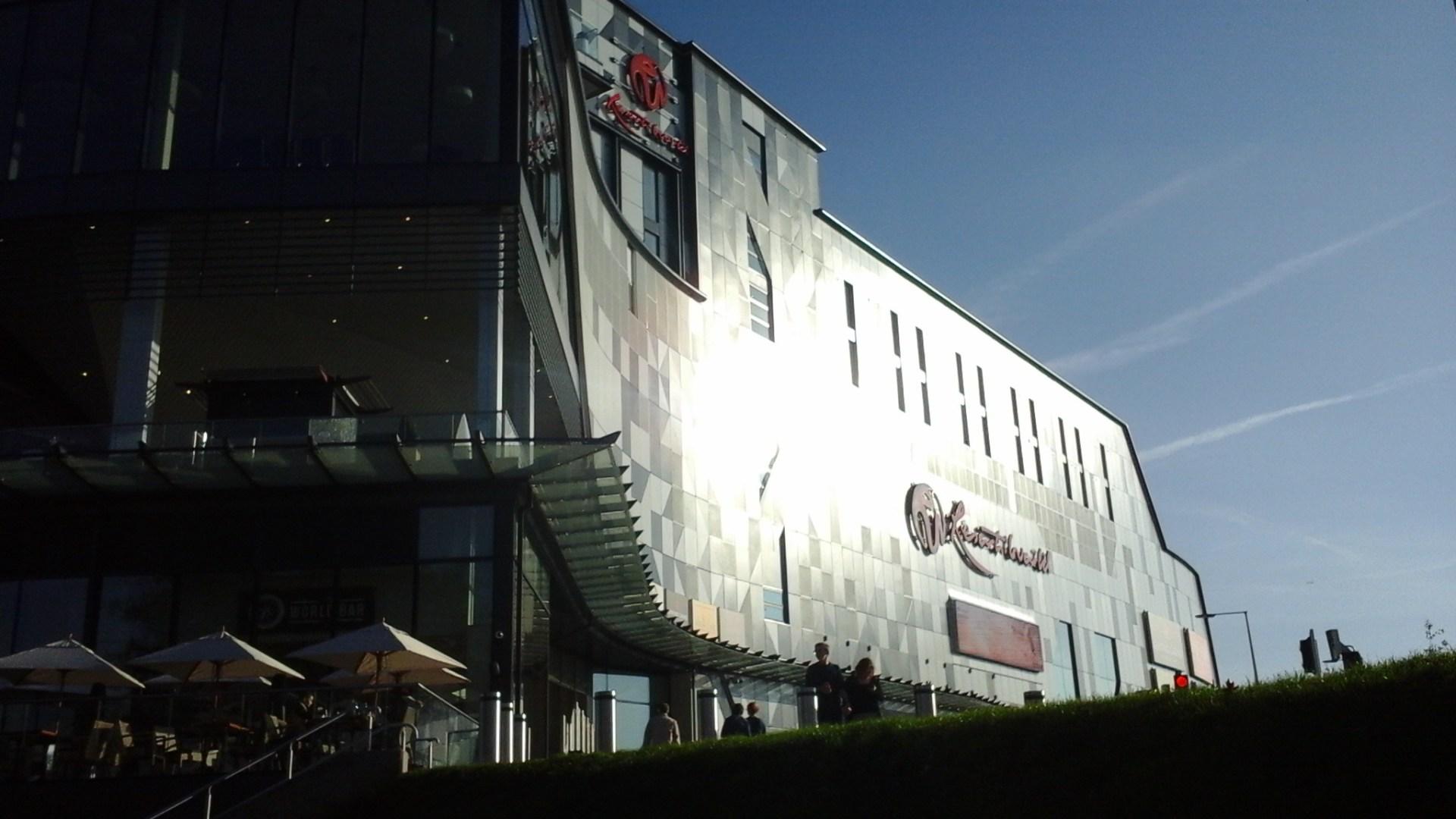 Visiting Resorts World