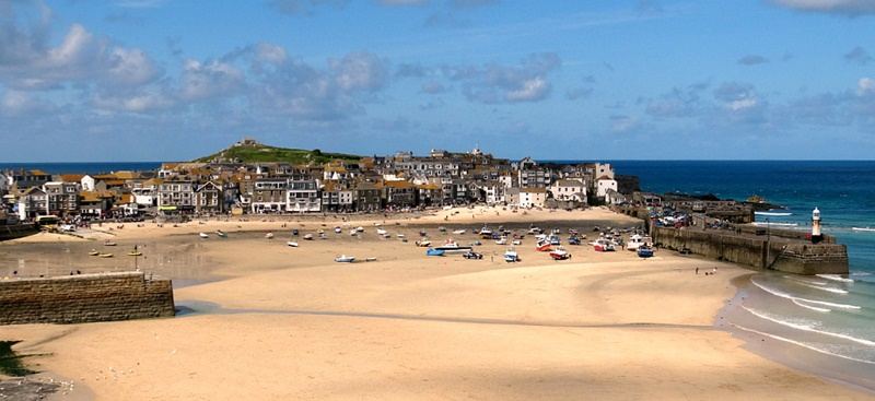 A day out in St. Ives  | Cornwall