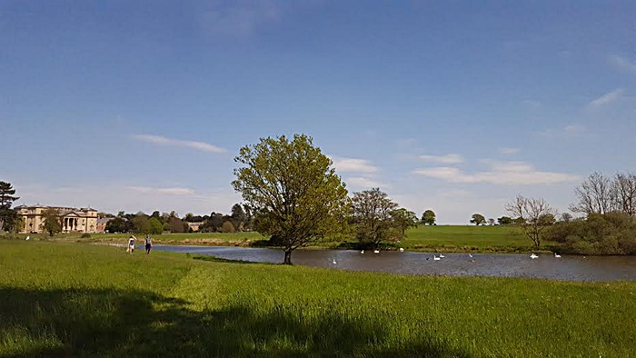 Walking in the UK #1 | Croome's Park and Capability Brown
