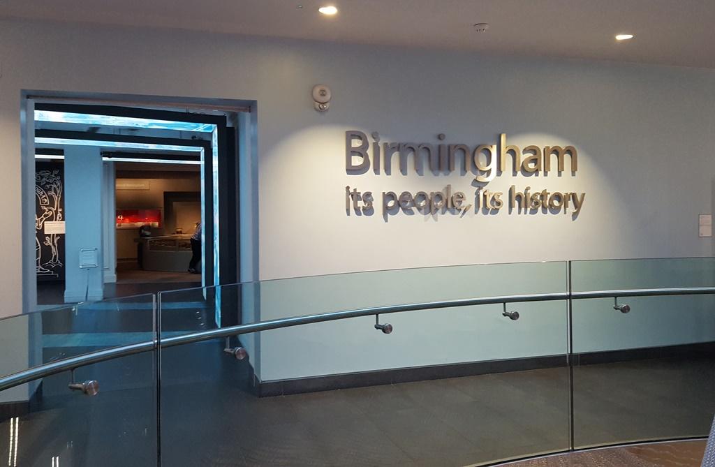 Birmingham: its people, its history