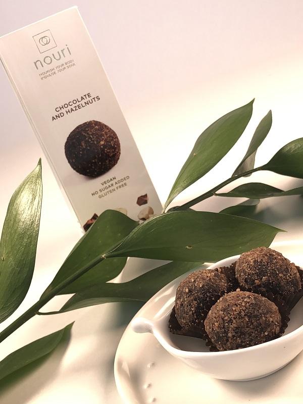 chocolate truffles nouri