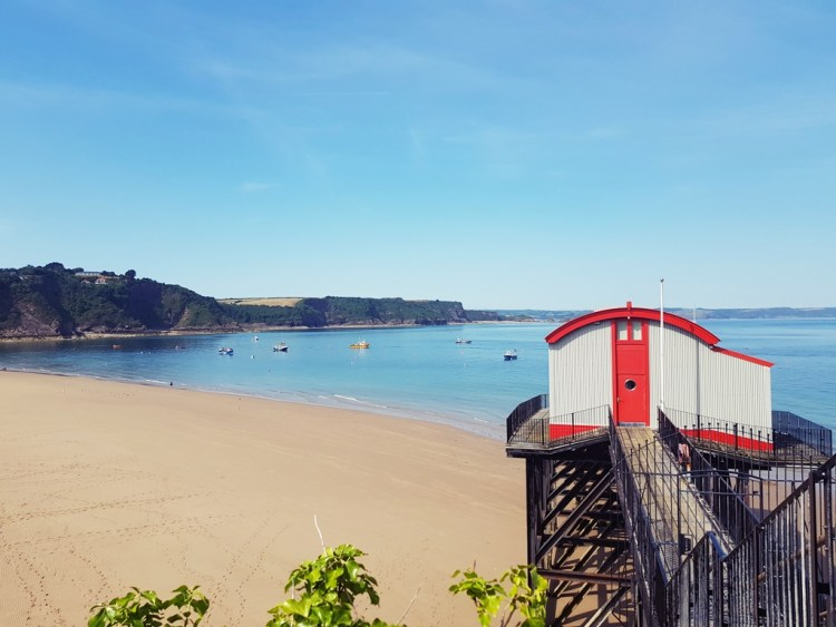What I Ate Wednesday | Lunch by the sea in Tenby – Pembrokeshire