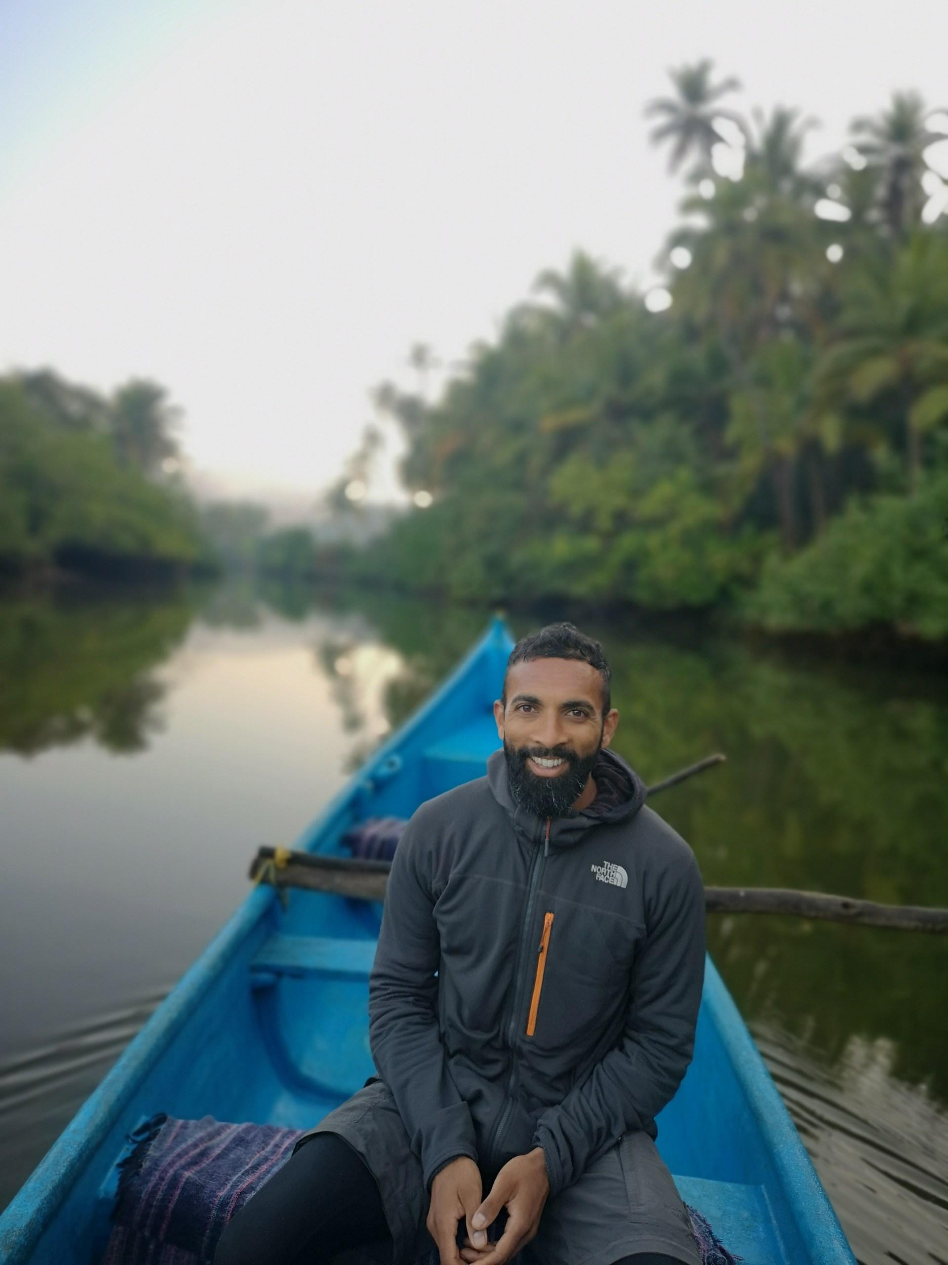 Meet the Traveller #1 | Teshie Patel