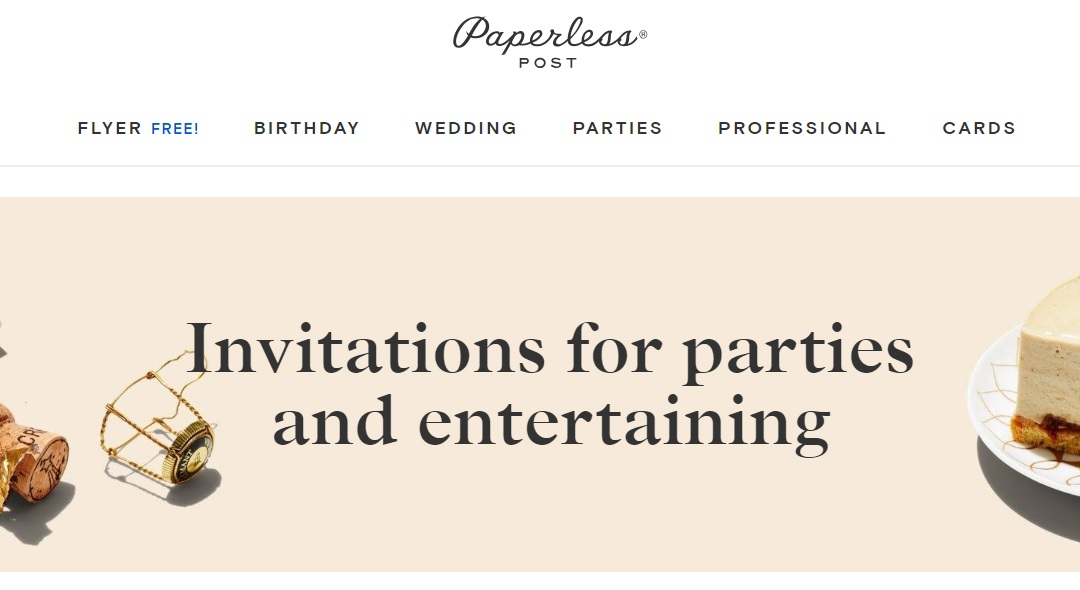 Paperless Post | Do online invitations really work?