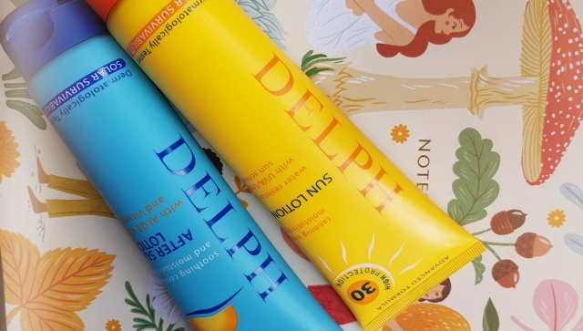 Vegan Sun Lotion and After Sun Lotion | Delph Review